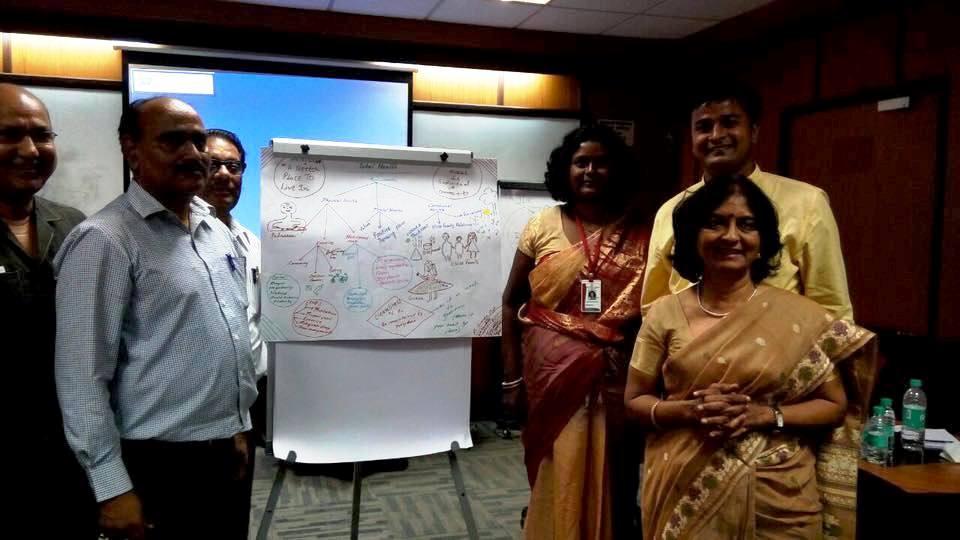 Teachers - Community Wellness Leaders' at acc Thane office