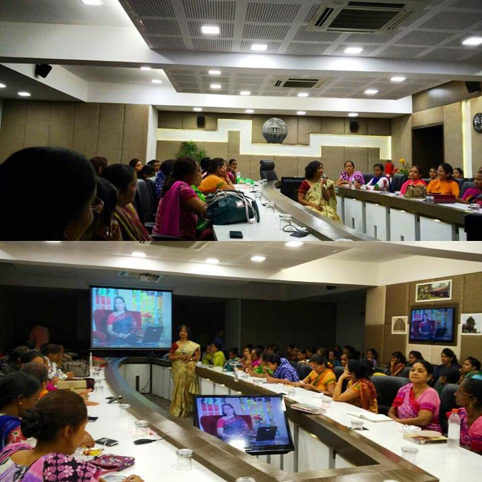 ‪#‎Positive‬ Life and Positive ‪#‎Health‬ Workshop for working women and ‪#‎ASHA‬ workers  85 + participants on 6-6-16